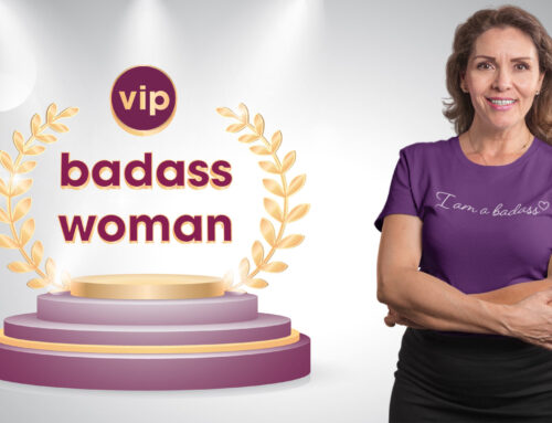 VIP Badass Woman Nomination